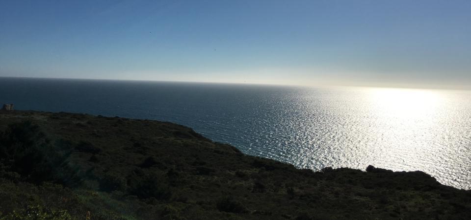 Vista in Northern California