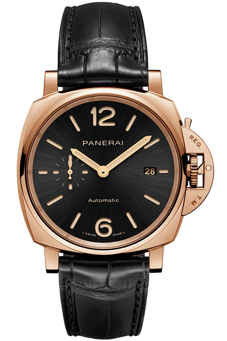 Panerai Extends Its Warranty To Eight Years And Introduces Two New Luminor Due Models