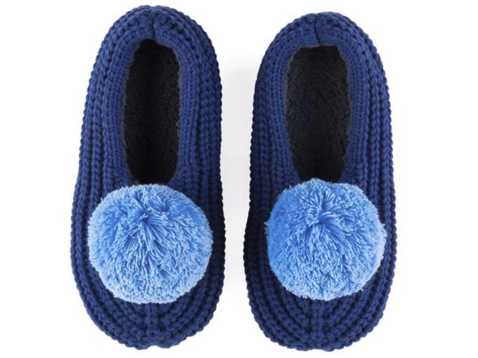 Knit Slippers from Verloop