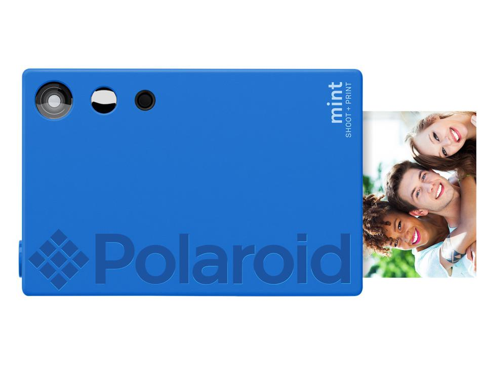 Mint Instant Digital Camera and Printer from Polaroid