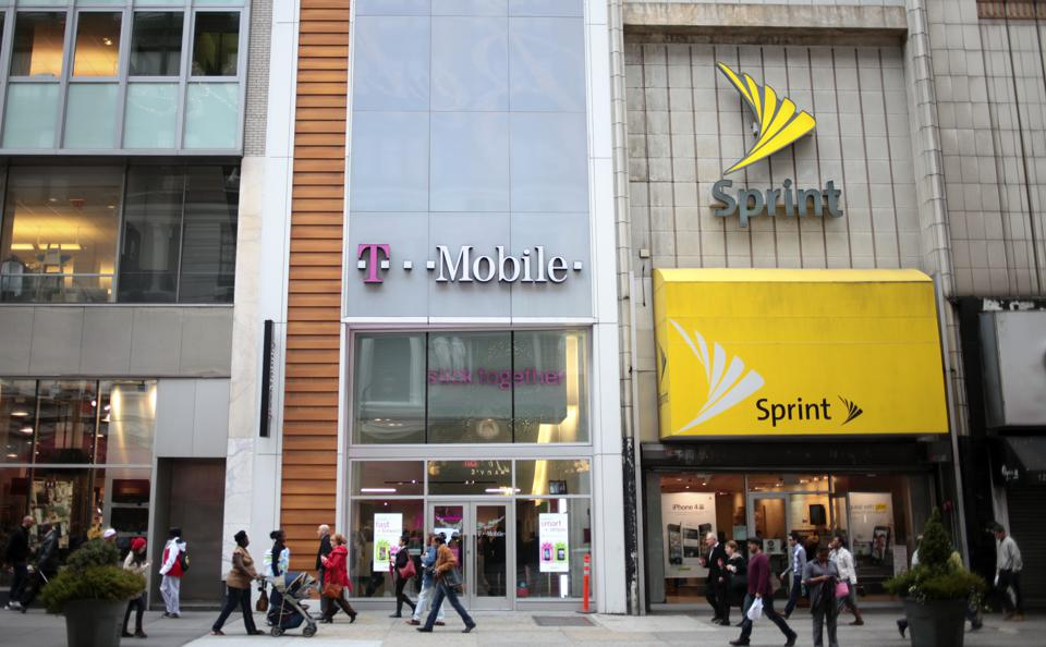 Sprint And T-Mobile Renegotiate Merger Agreement, Giving Deutsche Telekom A Bigger Ownership Stake