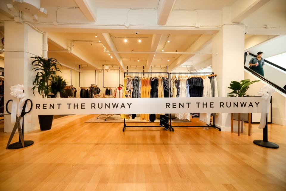 Rent the Runway San Francisco Ribbon Cutting with Mayor London Breed