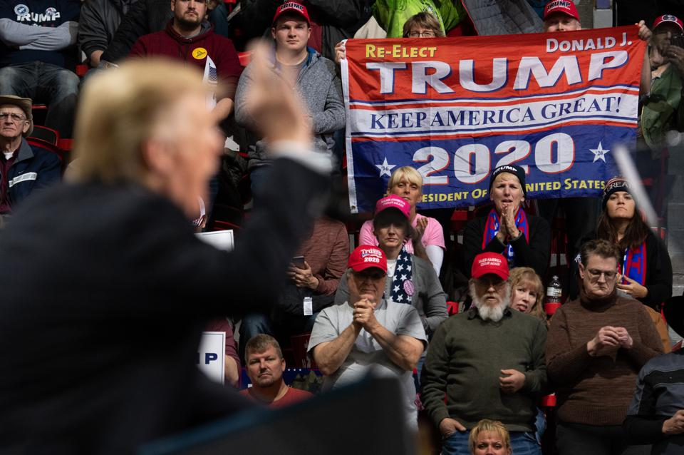 Trump Shifts Campaign Donations To Personal Business | Today's Top 12 Stories