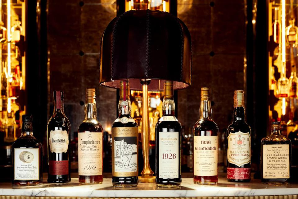This Is The Largest Ever Private Whisky Collection To Be Put On Auction