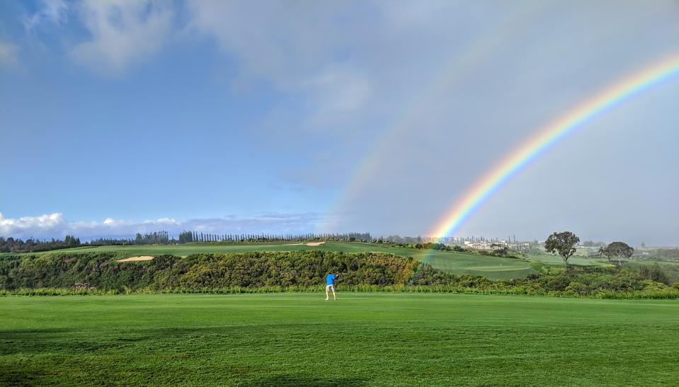 Plantation Course is the pot of gold at the end of these rainbows.