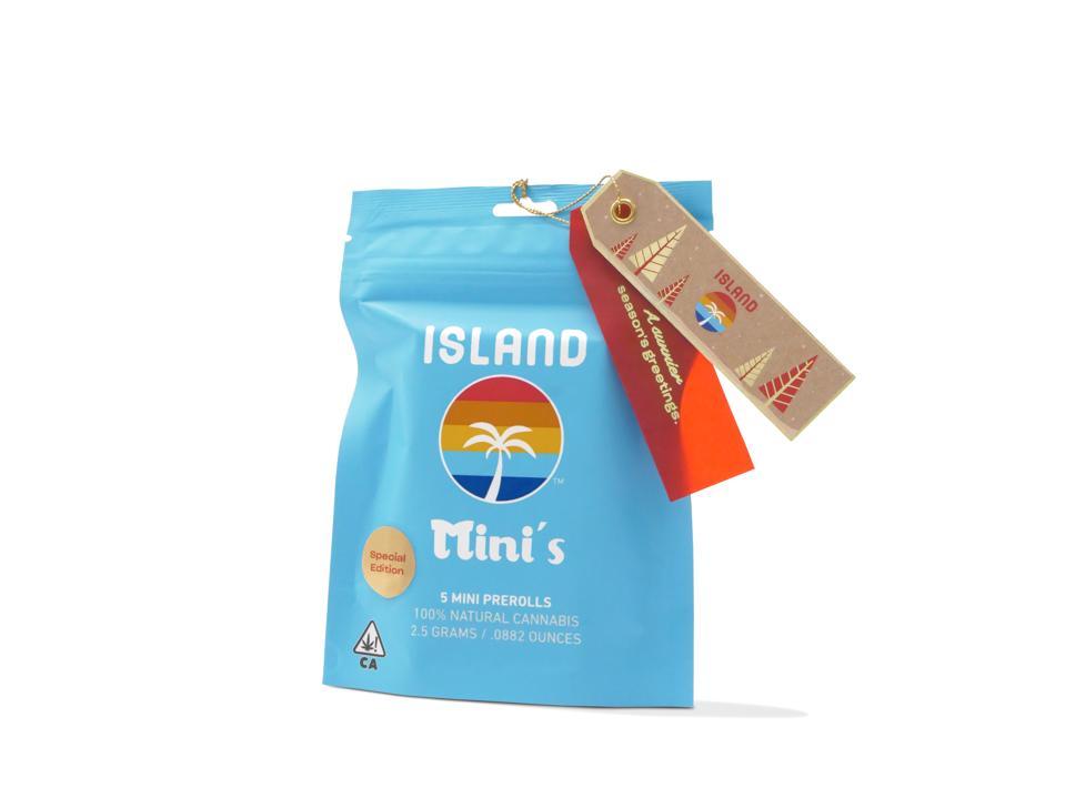 Island cannabis, pre-rolls, cannabis gifts, cannabis gift guide