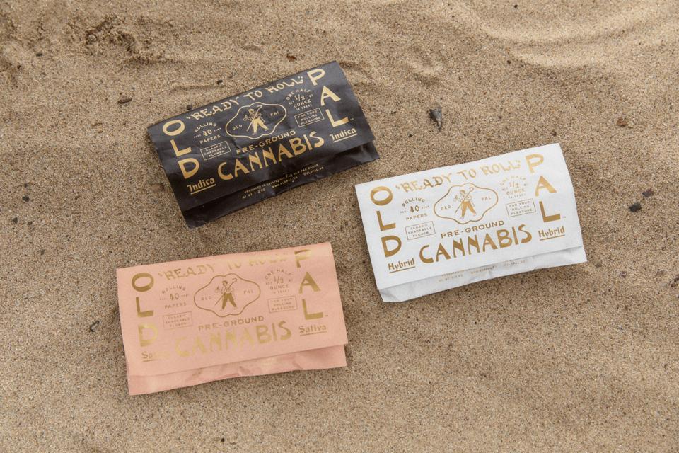 Old Pal, cannabis, cannabis gift guide, cannabis gifts, luxury cannabis