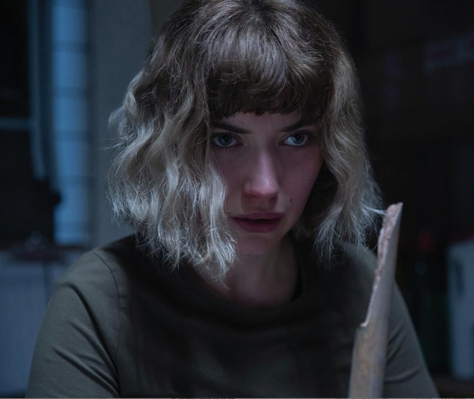 Imogen Poots Fights Toxic Masculinity