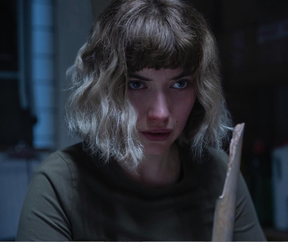 Imogen Poots in 'Black Christmas.'