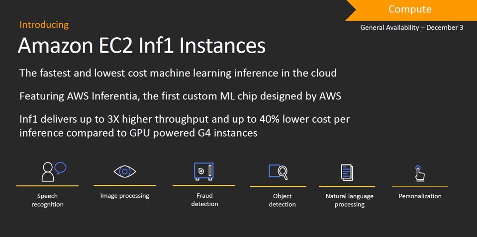 Inf1 Instances