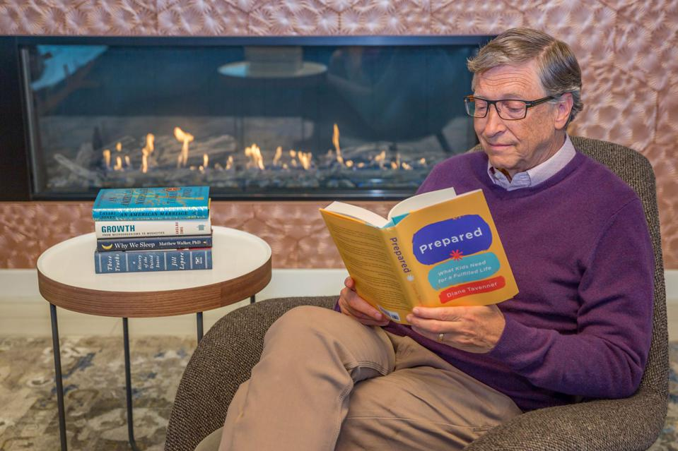 These Are Bill Gates' 5 Favorite Books Of 2019