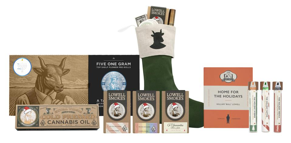 Lowell Herb Co., Lowell Farms, cannabis gifts, cannabis gift guide