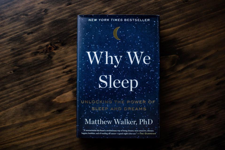 Why We Sleep by Matthew Walker