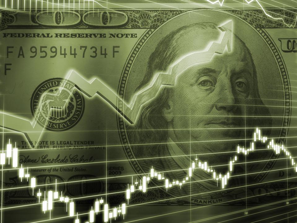 Ben Franklin 100 Dollar Bill Stock Market