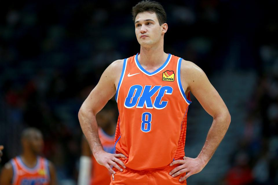 Image result for danilo gallinari okc