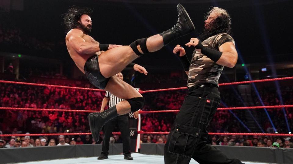 WWE Matt Hardy Drew McIntyre
