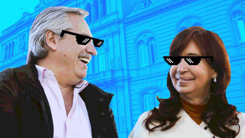 Alberto Fernandez and Cristina Kirchner are relying on ″lawfare″ to coerce the courts.