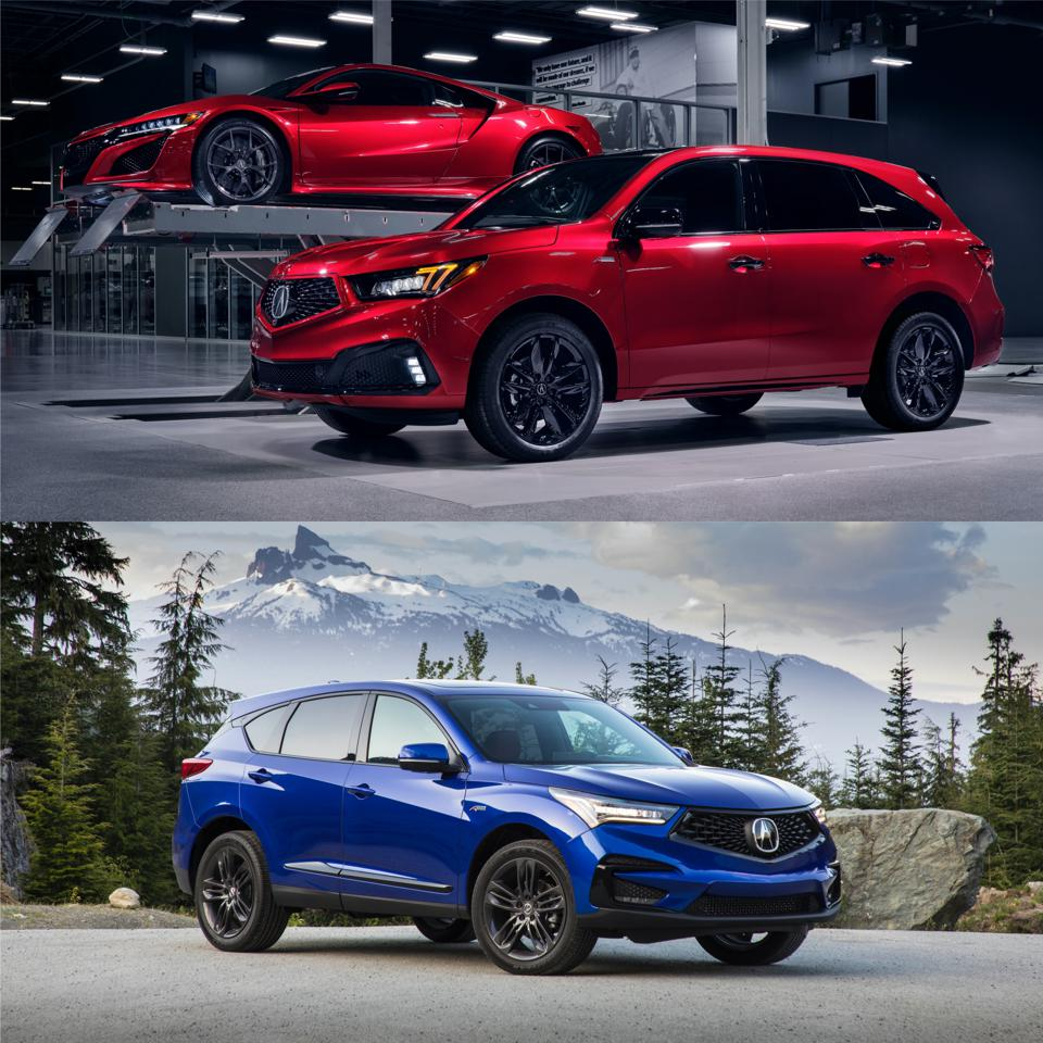 2020 Acura MDX And RDX: Why Mess With A Good Thing?