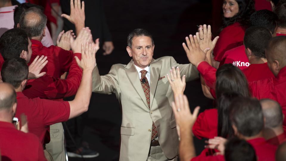 Target Chairman at CEO Brian Cornell