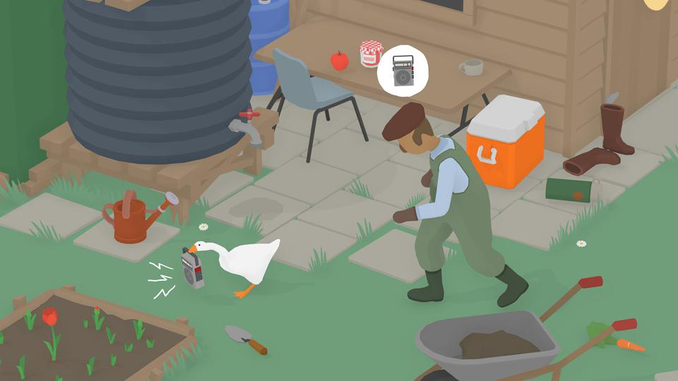 'Untitled Goose Game' Lands On Xbox Game Pass And PS4 Next Week