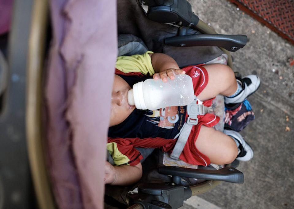 Andrea * en haar man Cristian * hebben alles achtergelaten in Guatemala - vrienden, familie, bezittingen - om hun leven en het leven van hun kinderen te redden.