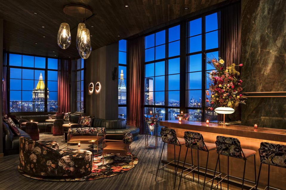 The MOXY Hotel in Chelsea