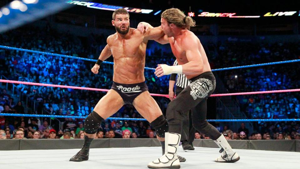 WWE SmackDown: Bobby Roode and Dolph Ziggler