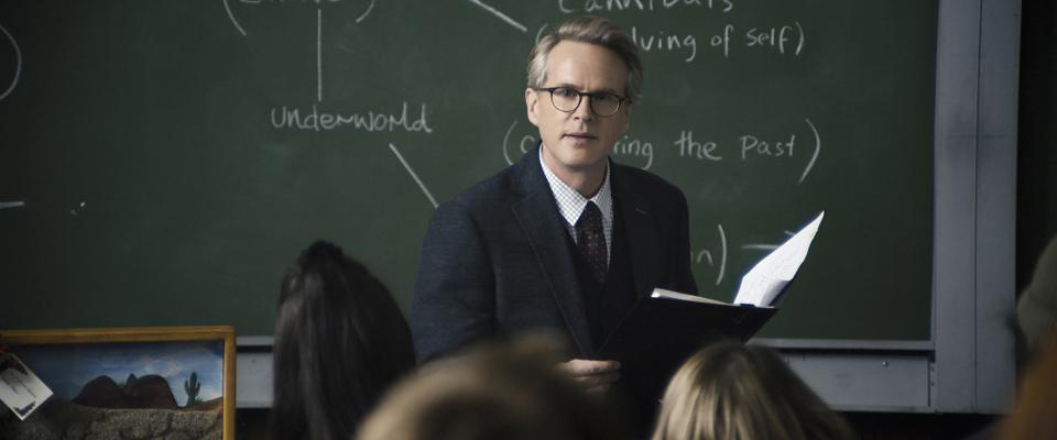 Cary Elwes as Professor Gelson