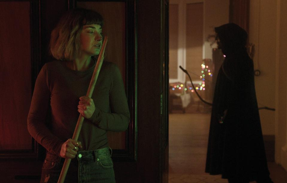Imogen Poots in 'Black Christmas.'