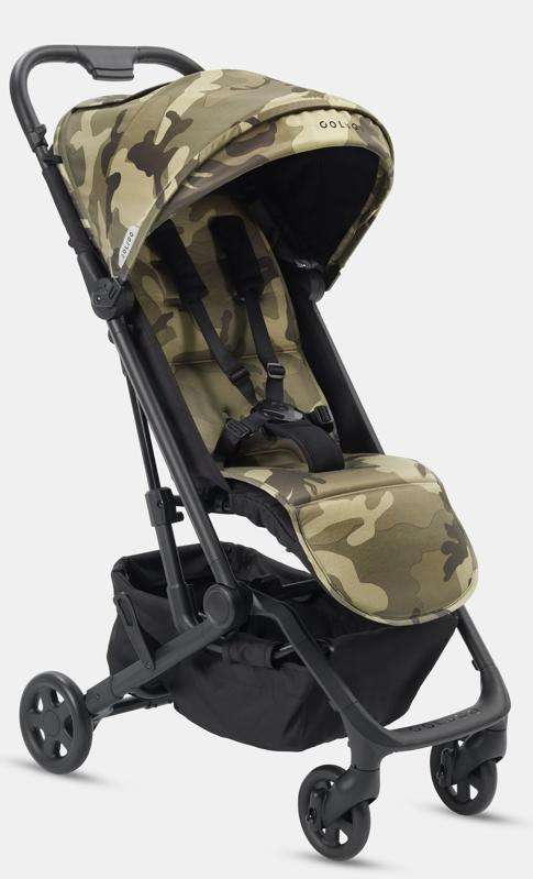 Colugo Compact Stroller in Camo