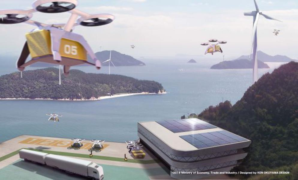 Japan BrandVoice: Japan Aims For An Air Mobility Revolution With Flying Taxis And Mobility As A Service