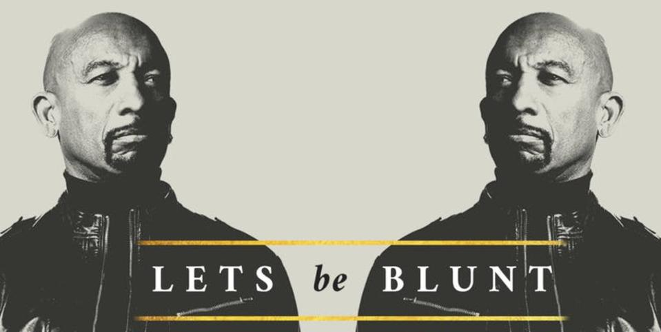 Let's be blunt