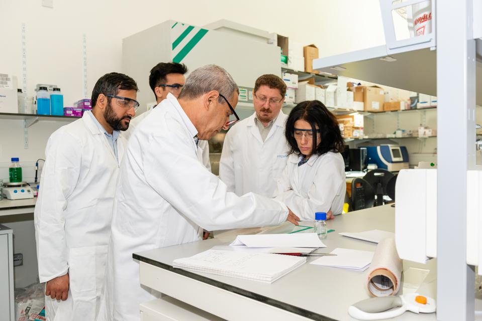 Researchers at Addionics