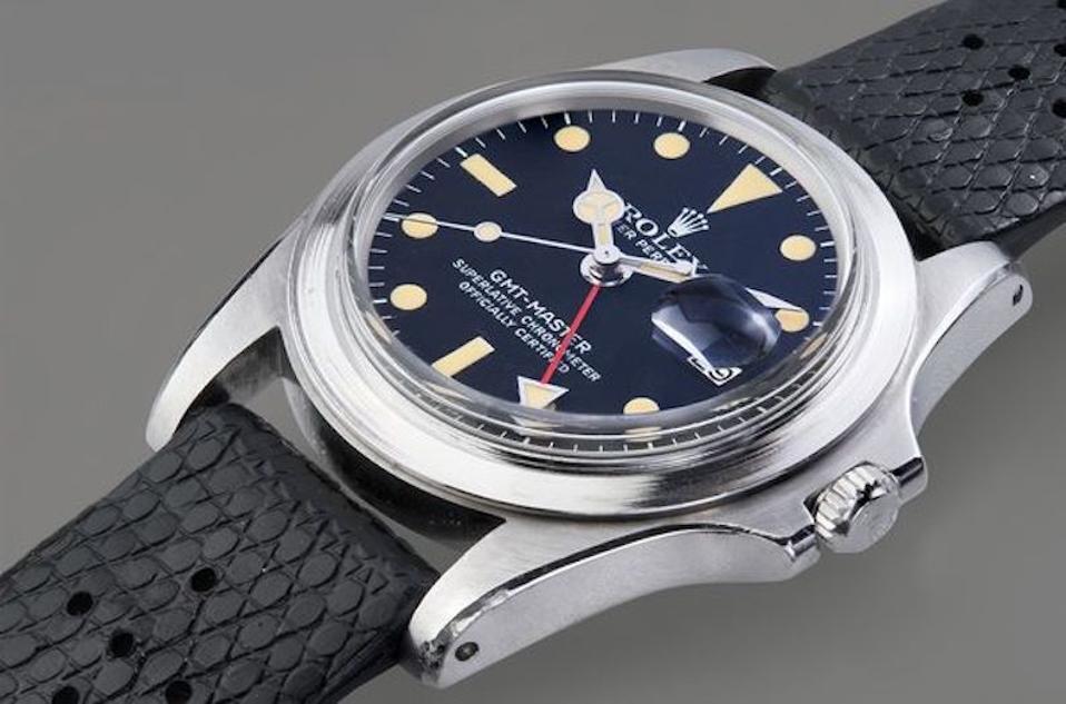 Rolex GMT Master watch ägs av Marlon Brando