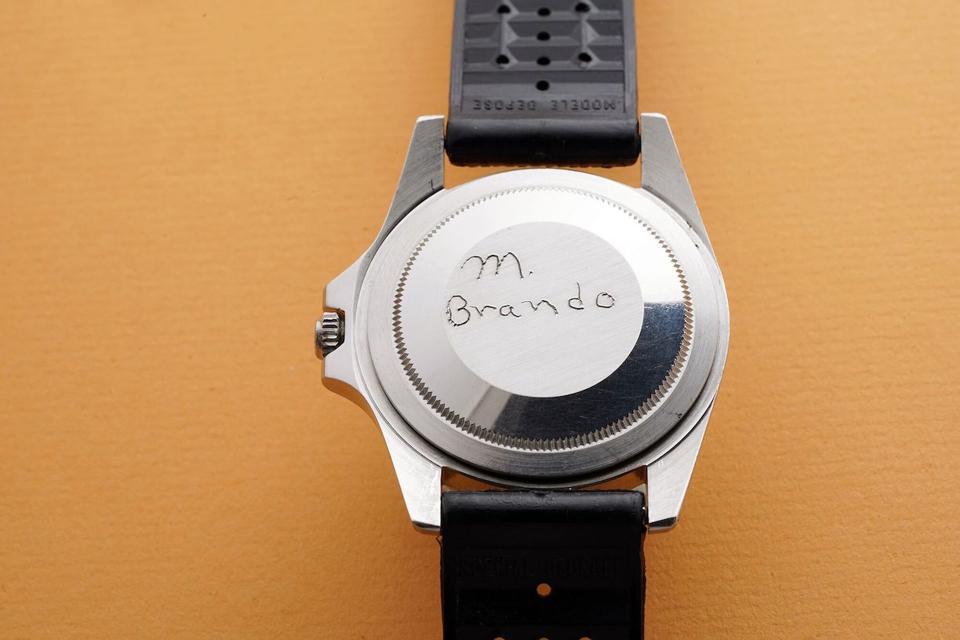 Marlon Brando Rolex Watch