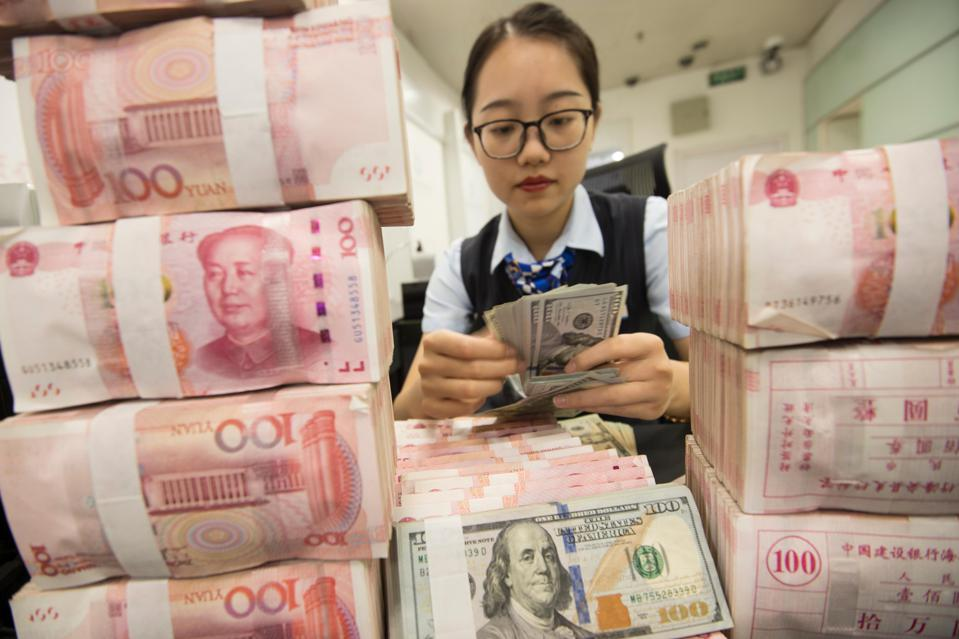Watch Out For China's Currency In Case Of No-Deal Scenario