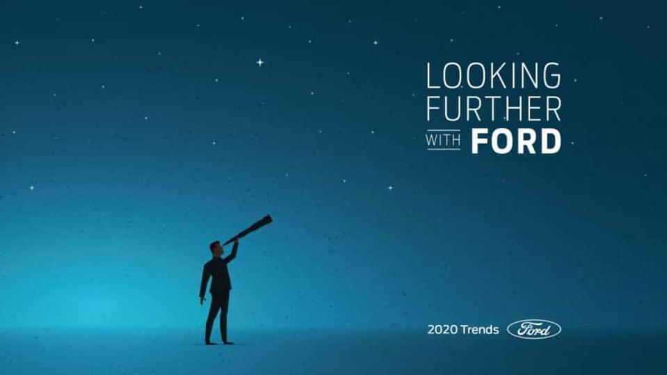 FORD FUTURE REPORT.