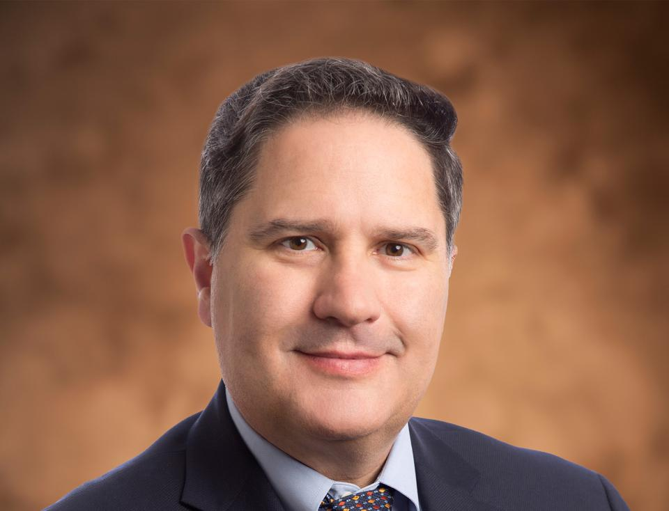 Juan Perez is a winner of the Forbes CIO Innovation Award for 2019