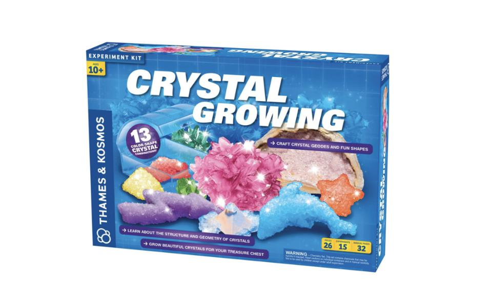 Thames and Kosmos Crystal Growing Kit