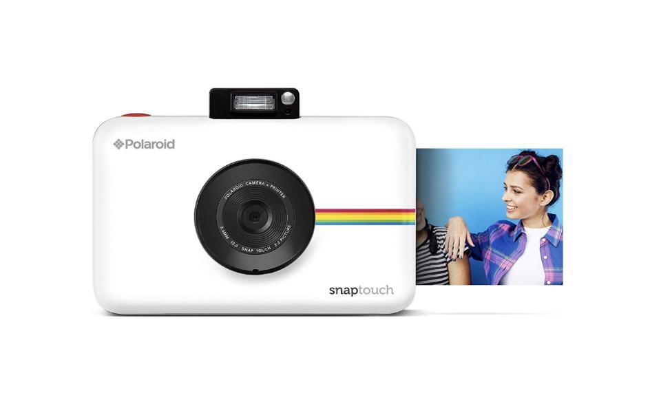 Polaroid Snap Touch Portable Instant Print Digital Camera