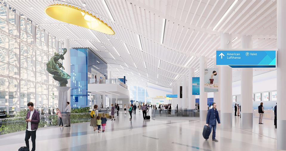 As American Airlines Grows, Charlotte Airport Begins Biggest Project In Its History