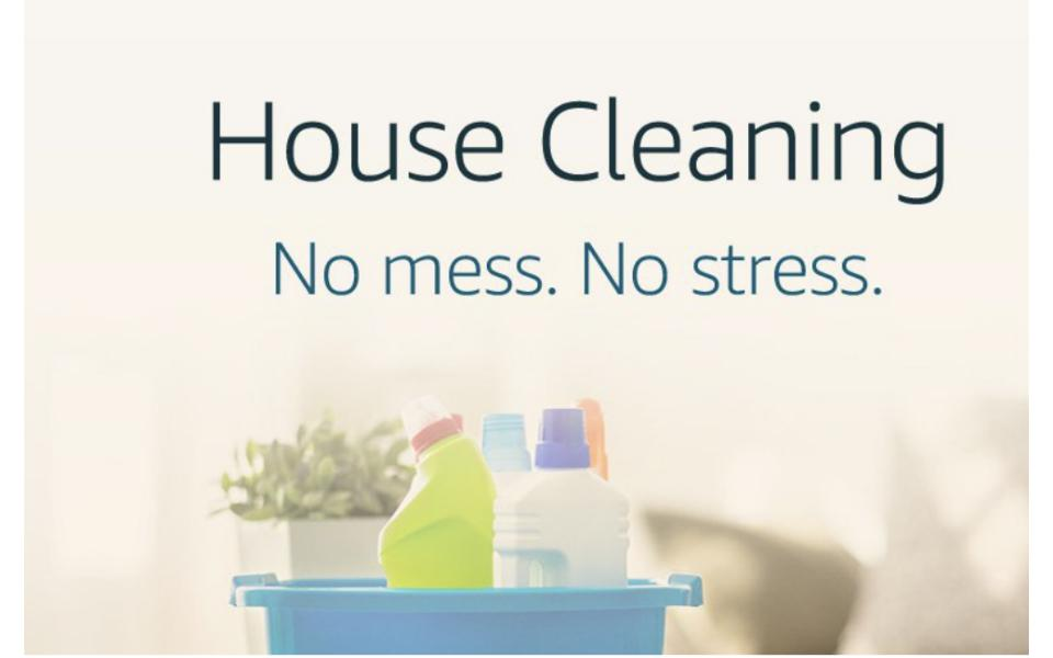 Amazon Deep Cleaning Services