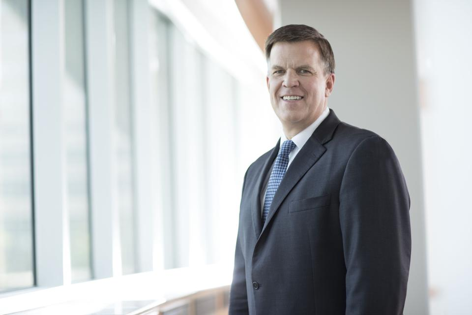 Donley's career with the Cleveland Clinic began in 1996.