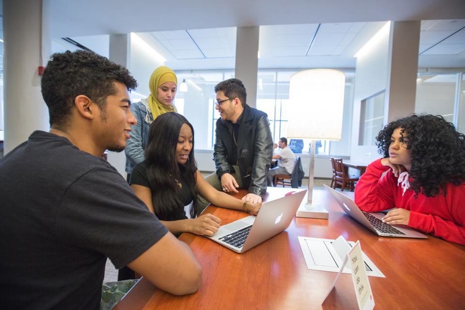 CUNY, IBM and Business Roundtable Collaboration: A Model for Filling the Tech-Skills Gap