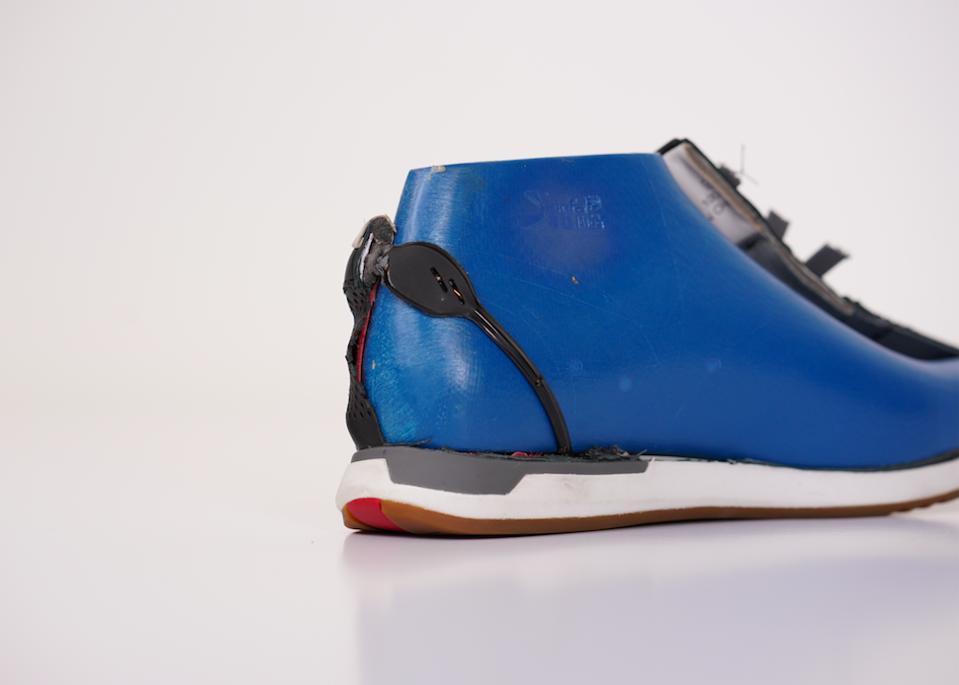 Hands-free sneaker technology