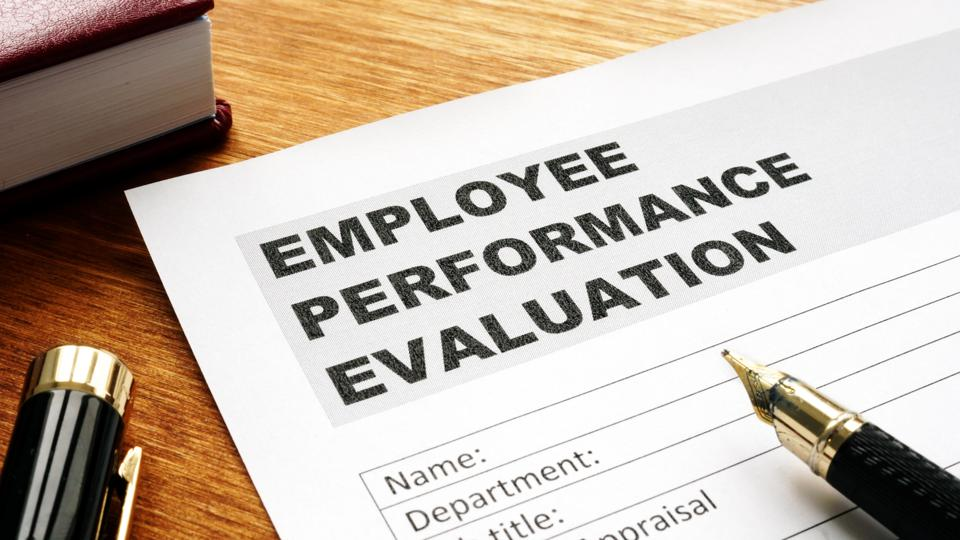 biased performance review, feedback, performance evaluation doesn't work