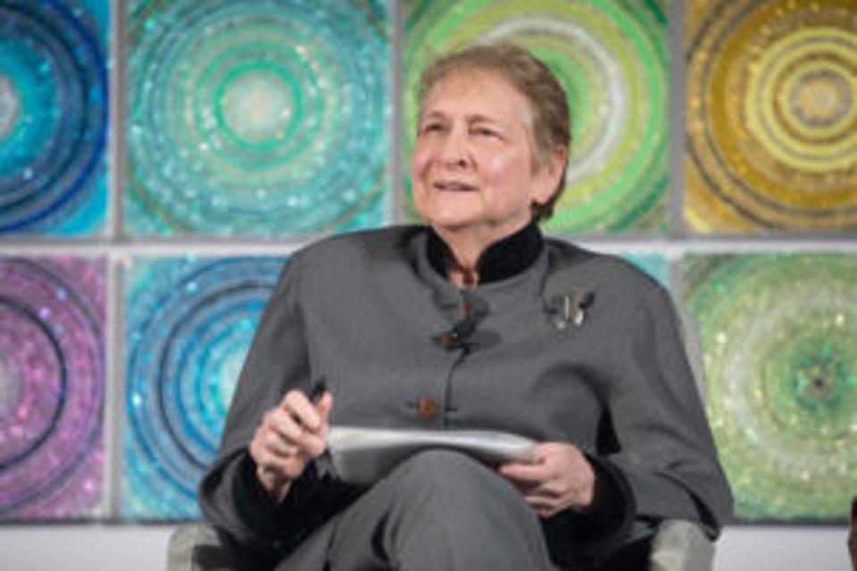 Laura Liswood at 2019 International Women's Day Forum, U.S. Chamber of Commerce