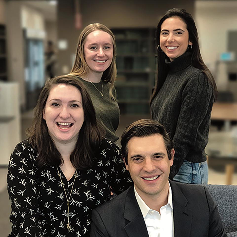 The Forbes Under 30 team.
