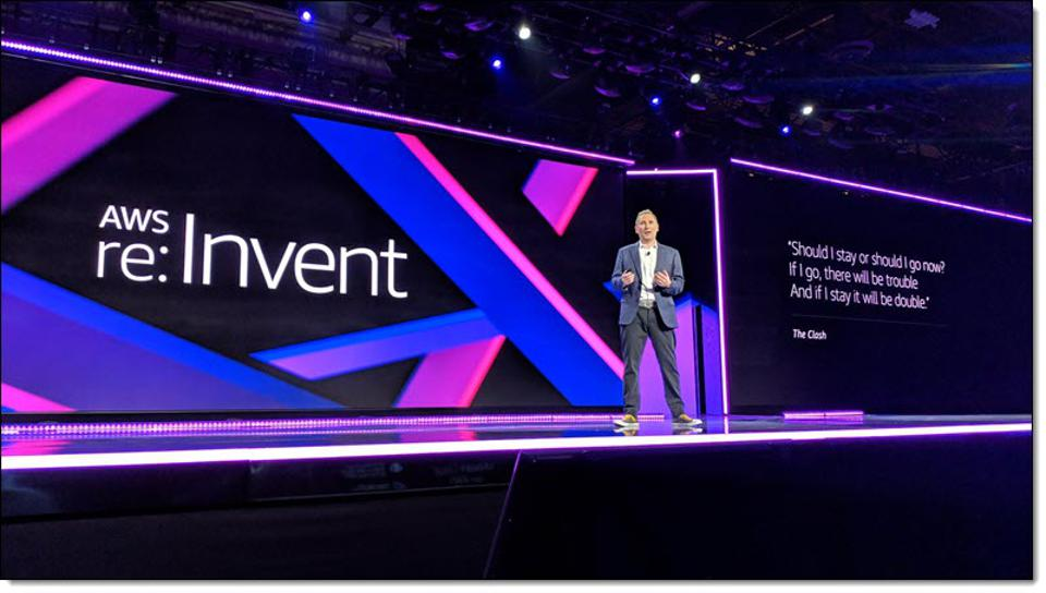 Three Key Takeaways From AWS re:Invent 2019
