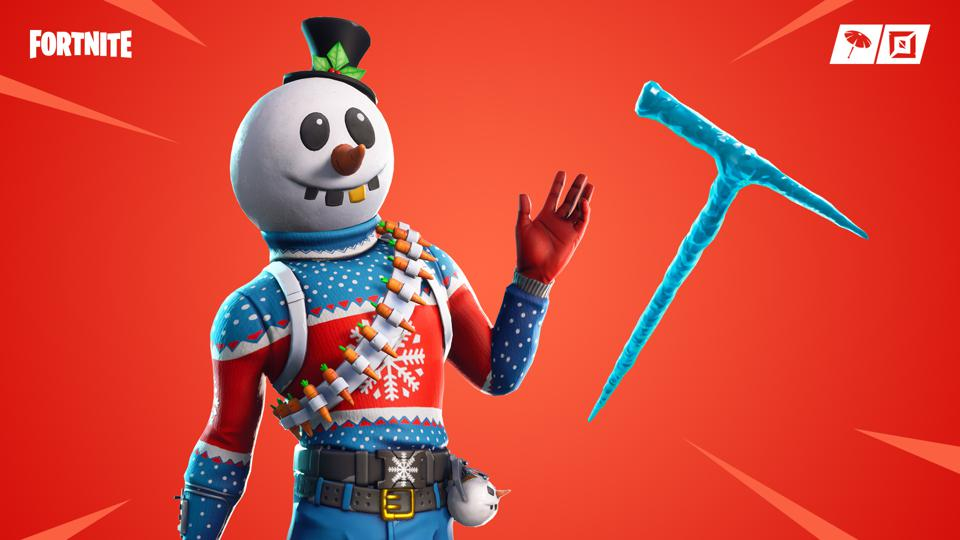 Fortnite's Christmas Event Leaks: Here Are The Challenges